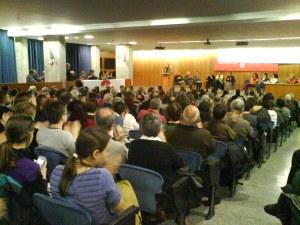 Acte de presentació de la Iniciativa Penal Popular