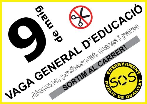 9M Vaga General Educació I